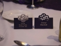 Laser Engraved And Cut Place Cards