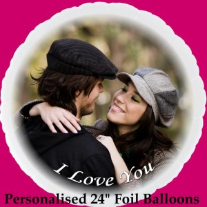 Guernsey Personalised Photo Balloon Deliveries